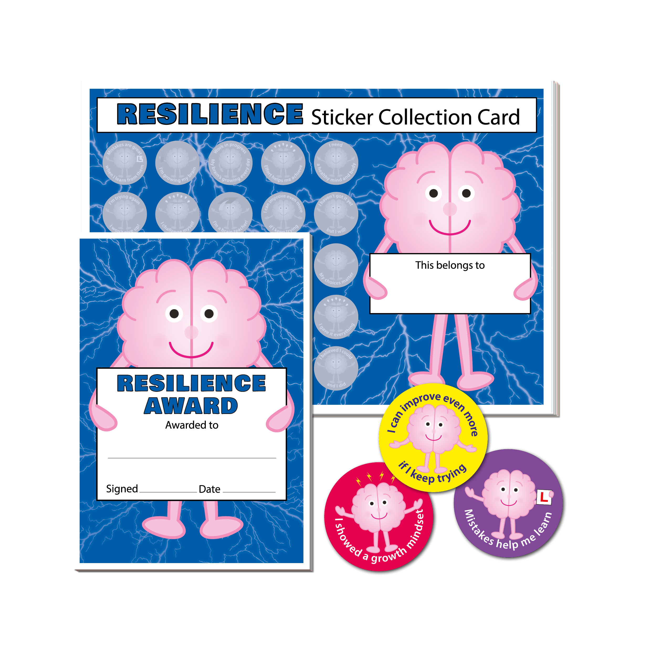 Resilience Rewards Class Pack