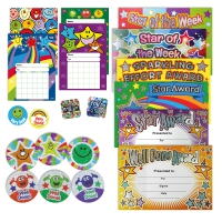 Home Learning Rewards Pack - Sparkling