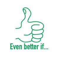 Stamper: Even Better If