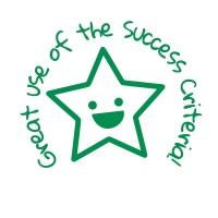 Stamper: Success Criteria