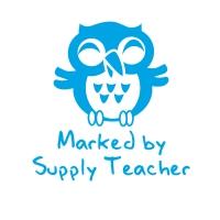 Stamper: Marked By Supply Teacher