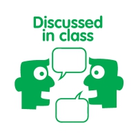 Stamper: Discussed In Class - Green