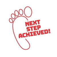 Stamper: Next Step Achieved