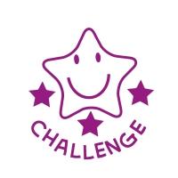 Stamper: Challenge - Violet