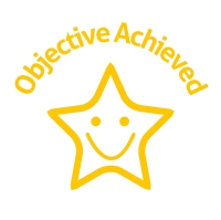 Stamper: Objective Achieved Star - Gold