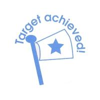 Stamper: Target Achieved! - Flag
