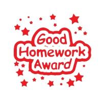 Stamper: Good Homework Award – Stars