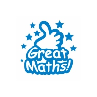 Stamper: Great Maths! - Thumbs up