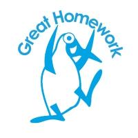 Stamper: Great Homework - Penguin
