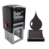 Ink: 28mm Stamper Black Ink Pads - Pack Of 2