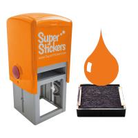 Ink: 28mm Stamper Orange Ink Pads - Pack Of 2