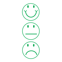 Stamper: Happy / Sad Faces