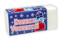 Erasers: Bonnes Vacances - Presents