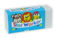 Erasers: Star Worker