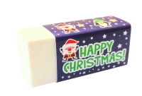 Erasers: Happy Christmas Characters