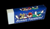 Erasers: Bonnes Vacances