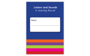 Book: Letters and Sounds Skills Booklet