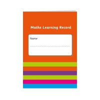 Book: Maths Learning Record