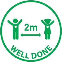 Stamper: Well Done 2m Rule