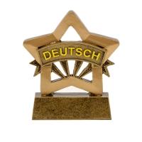 Trophy: Deutsch Mini Star Trophy