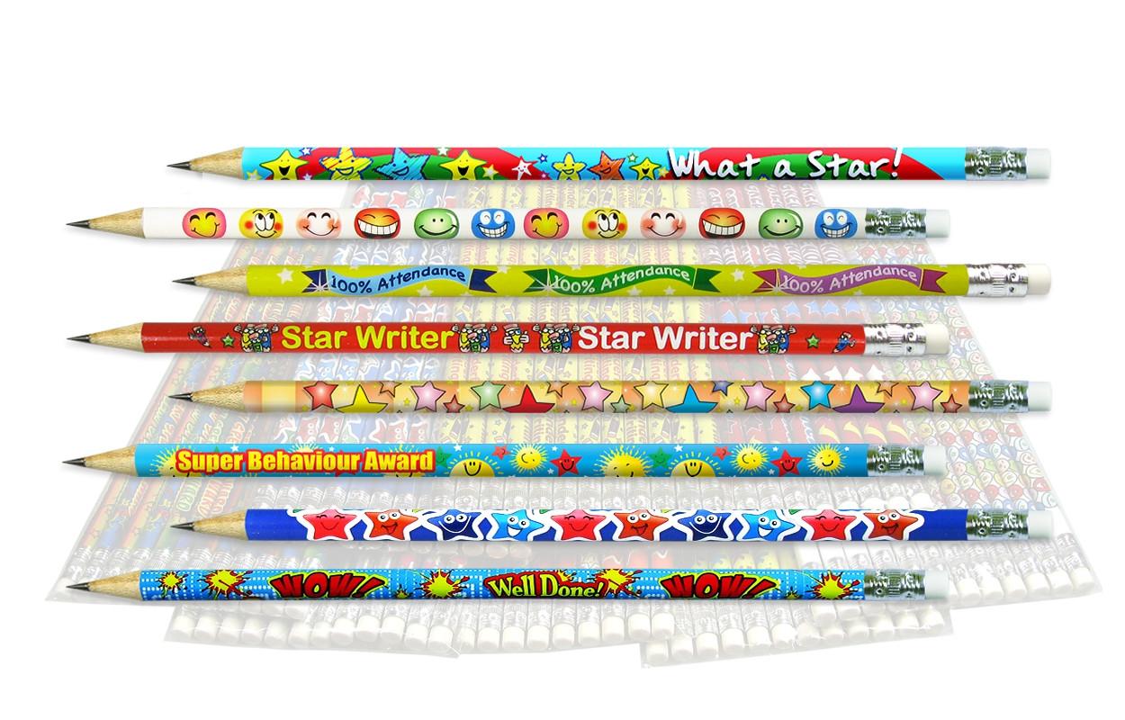 Pencil: Huge Value Praise Pencil Pack