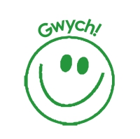 Stamper: Gwych! - Smiley Face