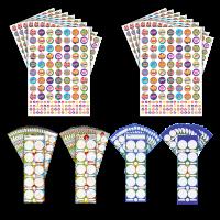 Bookmark: Bookmarks & Stickers Classpack