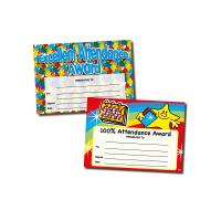 Certificate: Attendance Quick Pack