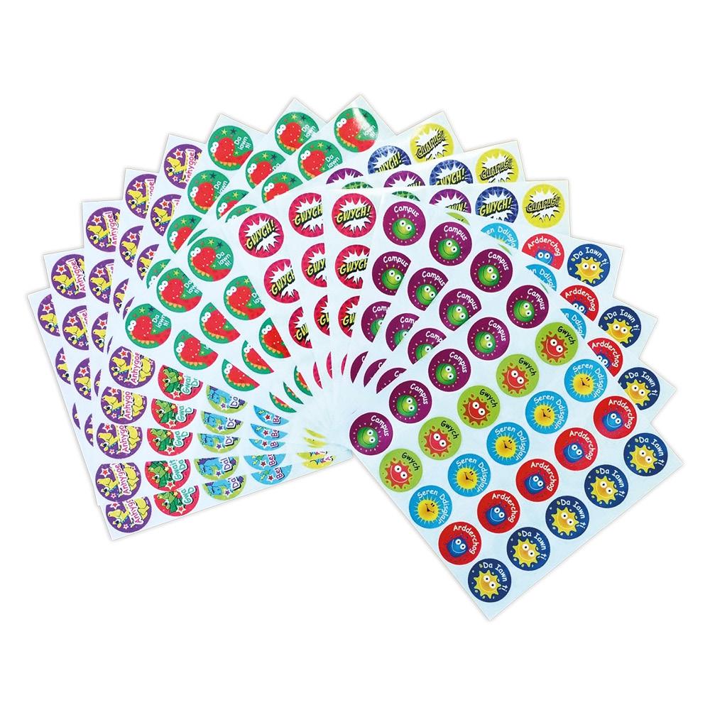 Sticker: Welsh Quick Pack Refill