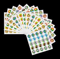 Sticker: Irish Quick Refil Pack