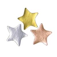 Gold Silver And Bronze Foil Stars Midi Sticker Pack
