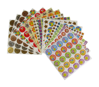 Sticker: Stars And Smiles Quick Pack Refill