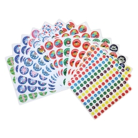Sticker: French Quick Pack Refill
