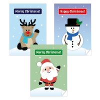 Notepad: Christmas Variety Pack