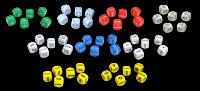 Games: Classpack Spanish Dice