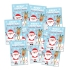 Stationery Set: Merry Christmas From Your Teacher - Santa Class Pack