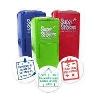 Stamper: Maths 3 Stamper Bundle