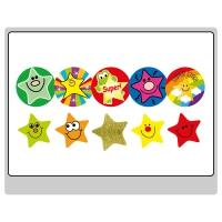 Digital Sticker: Stars Pack - Delivered By Download