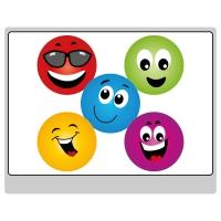 Digital Sticker: Smiles Pack - Delivered By Download